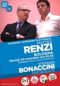 bonaccini-renzi