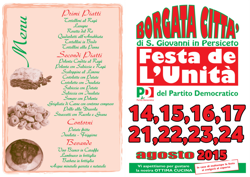PIEGH. FESTA 2013