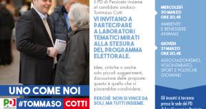 Tommaso Cotti - comunicato social 2